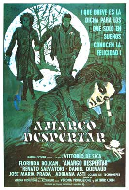 A Brief Vacation - 11 x 17 Movie Poster - Spanish Style A