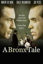 A Bronx Tale - 27 x 40 Movie Poster - Style C