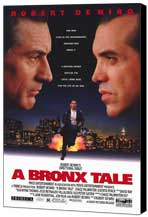 A Bronx Tale - 11 x 17 Movie Poster - Style A - Museum Wrapped Canvas