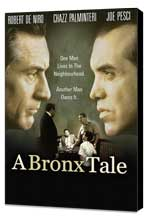 A Bronx Tale - 27 x 40 Movie Poster - Style C - Museum Wrapped Canvas