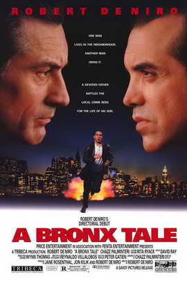 A Bronx Tale - 11 x 17 Movie Poster - Style A