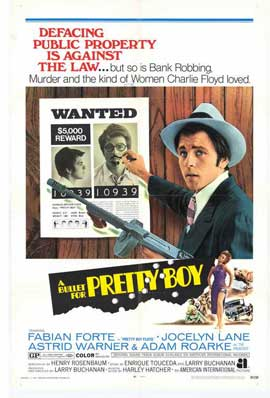 A Bullet for Pretty Boy - 11 x 17 Movie Poster - Style A