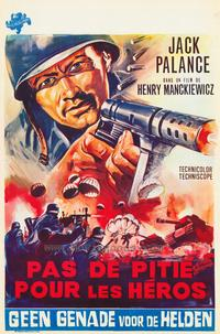 A Bullet for Rommel - 11 x 17 Movie Poster - Belgian Style A