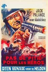A Bullet for Rommel - 27 x 40 Movie Poster - Belgian Style A