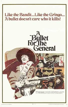 A Bullet for the General - 11 x 17 Movie Poster - Style A
