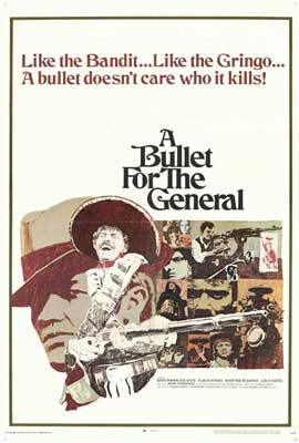 A Bullet for the General - 27 x 40 Movie Poster - Style A