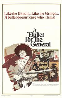 A Bullet for the General - 43 x 62 Movie Poster - Bus Shelter Style A