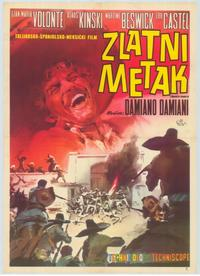 A Bullet for the General - 27 x 40 Movie Poster - Foreign - Style A