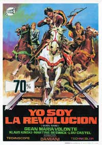 A Bullet for the General - 27 x 40 Movie Poster - Spanish Style A
