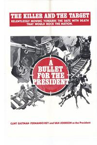 A Bullet for The President - 27 x 40 Movie Poster - Style A