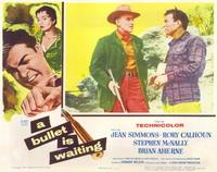 A Bullet Is Waiting - 11 x 14 Movie Poster - Style A