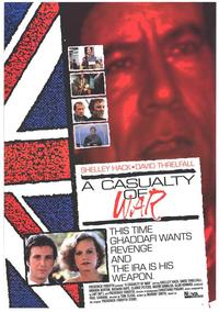 A Casualty of War - 27 x 40 Movie Poster - Style A