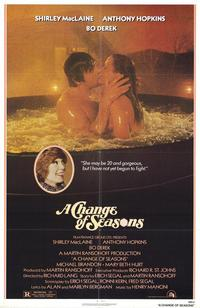 A Change of Seasons - 27 x 40 Movie Poster - Style A