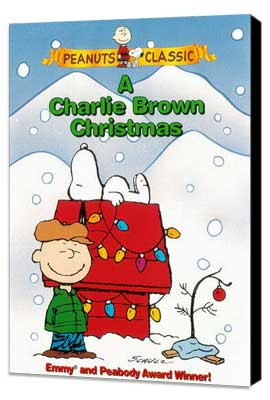 Charlie Brown Christmas, A - 27 x 40 Movie Poster - Style A - Museum Wrapped Canvas