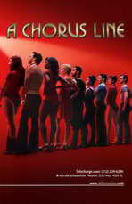 A Chorus Line (Broadway) - 11 x 17 Poster - Style A