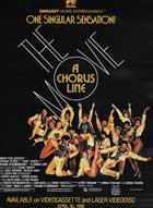 A Chorus Line - 11 x 17 Movie Poster - Style B