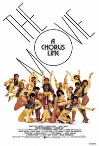 A Chorus Line - 27 x 40 Movie Poster - Style A