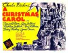 A Christmas Carol - 22 x 28 Movie Poster - Half Sheet Style A