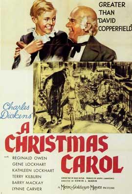 A Christmas Carol - 11 x 17 Movie Poster - Style A