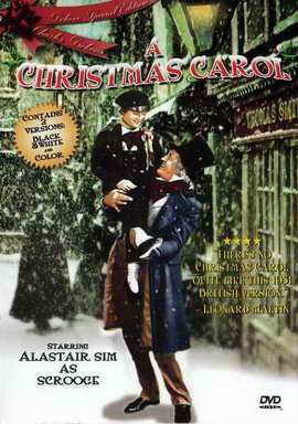 A Christmas Carol - 11 x 17 Movie Poster - Style B