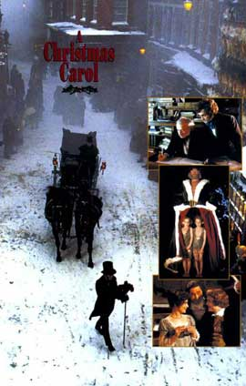 A Christmas Carol - 27 x 40 Movie Poster - Style B