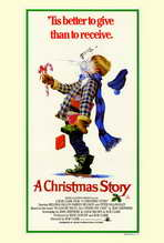 A Christmas Story - 27 x 40 Movie Poster - Style A