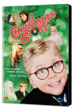 A Christmas Story - 11 x 17 Movie Poster - Style C - Museum Wrapped Canvas
