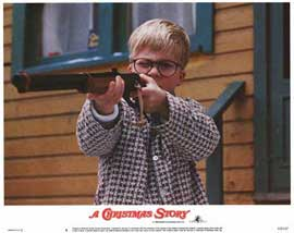 A Christmas Story - 11 x 14 Movie Poster - Style F