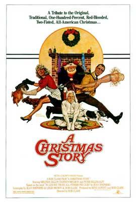 A Christmas Story - 27 x 40 Movie Poster