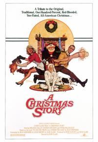 A Christmas Story - 43 x 62 Movie Poster - Bus Shelter Style A