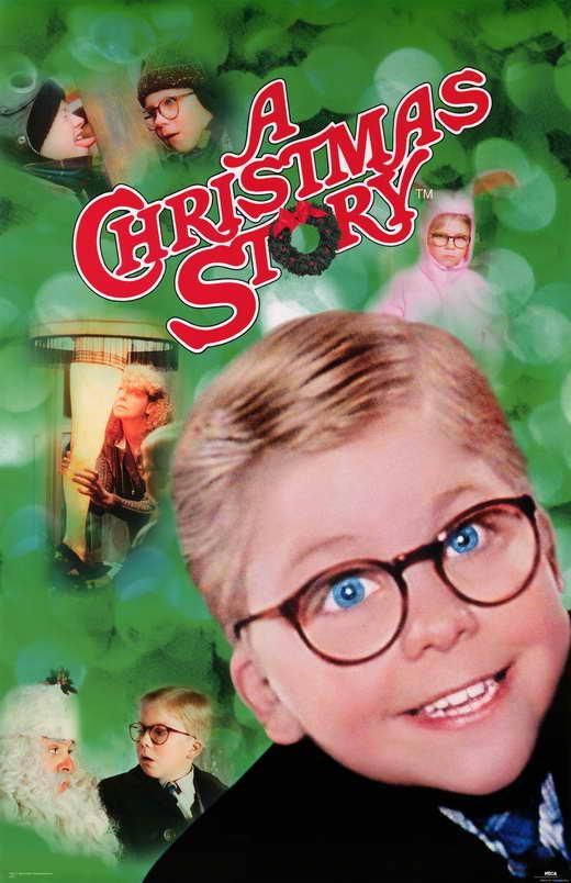 A Christmas Story  A Christmas Story Poster