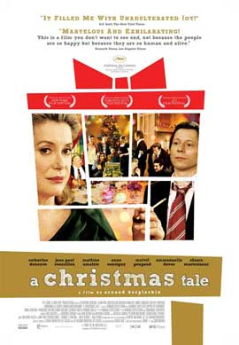 A Christmas Tale - 11 x 17 Movie Poster - Style D