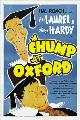 A Chump at Oxford - 43 x 62 Movie Poster - Bus Shelter Style B