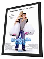 A Cinderella Story - 27 x 40 Movie Poster - Style A - in Deluxe Wood Frame