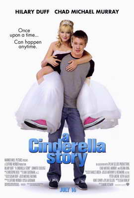 A Cinderella Story - 11 x 17 Movie Poster - Style A
