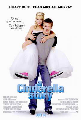 A Cinderella Story - 27 x 40 Movie Poster