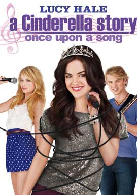 A Cinderella Story: Once Upon a Song - 11 x 17 Movie Poster - Style B
