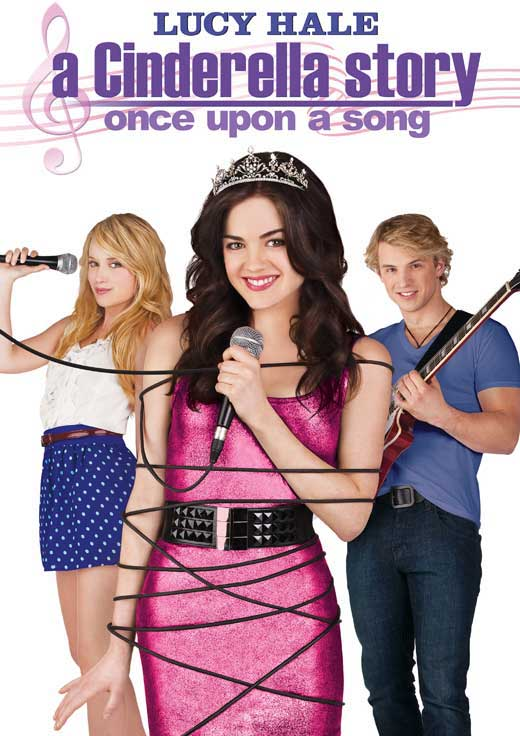 a cinderella story once upon a song movie posters from
