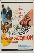A Circle of Deception - 11 x 17 Movie Poster - Style A