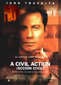 A Civil Action - 11 x 17 Movie Poster - Spanish Style A