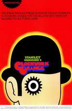 A Clockwork Orange - 11 x 17 Movie Poster - Style D
