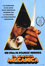 A Clockwork Orange - 27 x 40 Movie Poster - Spanish Style A