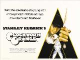 A Clockwork Orange - 30 x 40 Movie Poster UK - Style A