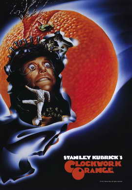 A Clockwork Orange - 11 x 17 Movie Poster - Style B