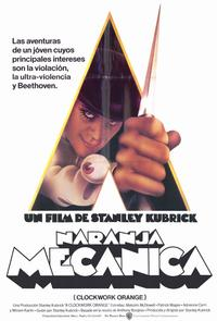 A Clockwork Orange - 11 x 17 Movie Poster - Spanish Style A