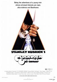 A Clockwork Orange - 43 x 62 Movie Poster - Bus Shelter Style A