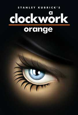 A Clockwork Orange - 27 x 40 Movie Poster - Belgian Style A