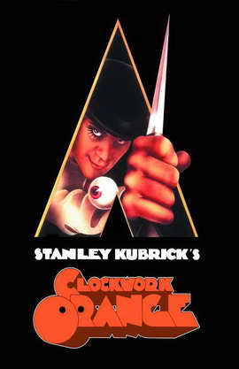 A Clockwork Orange - 11 x 17 Movie Poster - Style H