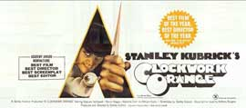 A Clockwork Orange - 14 x 36 Movie Poster - Insert Style B