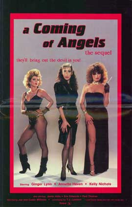 A Coming of Angels, The Sequel - 11 x 17 Movie Poster - Style A
